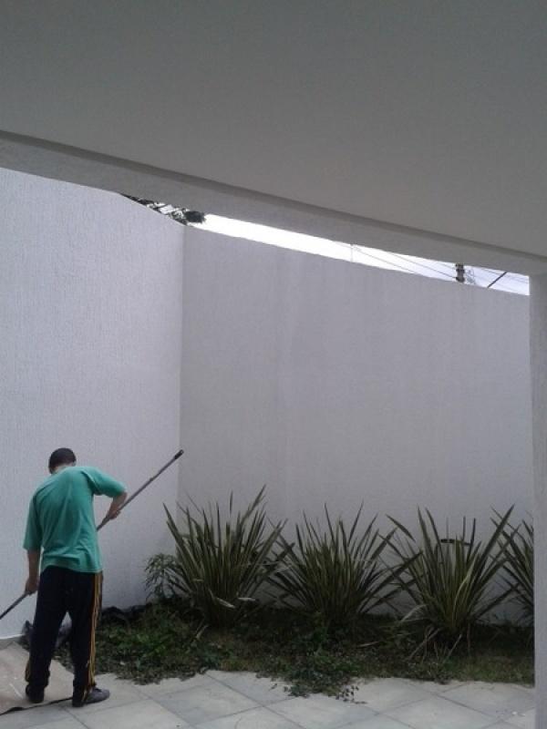 Empresa de pintura residencial fec pinturas - Pintura para fachada ...