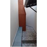 contratar impermeabilização para paredes no Parque Andreense