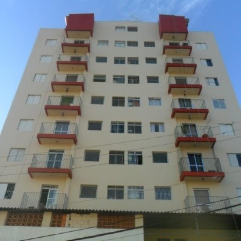 Empresa de Pintura em Fachada de Prédios Jardim das Oliveiras - Pintura Rápida em Edifícios