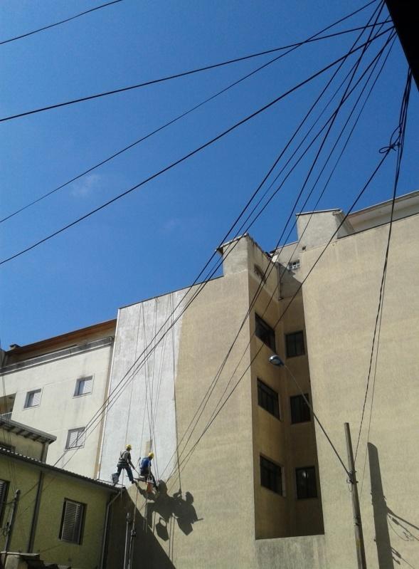 Pinturas na Parede de Prédio no Jabaquara - Pintura Rápida em Edifícios