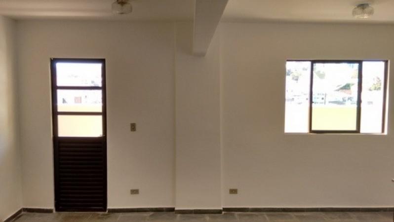 Serviço de Pintura para Prédio na Vila Camilópolis - Serviço de Pintura Predial em Sp