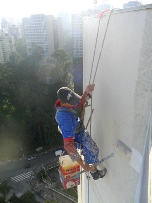 Serviço de Pintura Predial em São Paulo Preço na Vila Vivaldi - Serviço de Pintura Predial em Sp