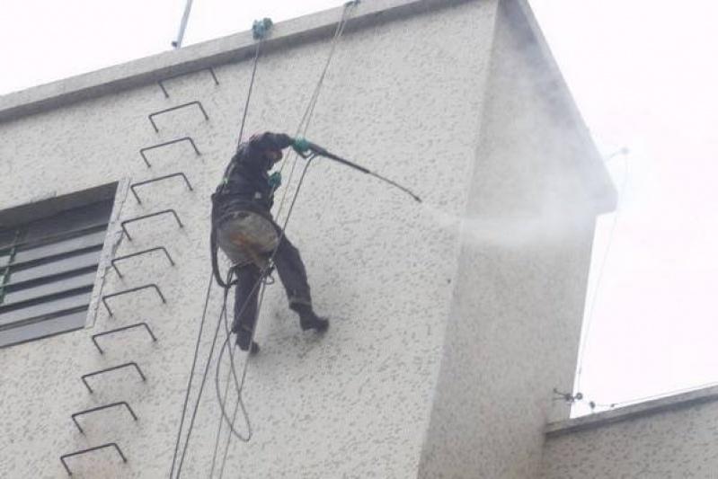 Serviço de Pintura Predial em Sp na Vila Tibiriçá - Serviço de Pintura Predial em Sp