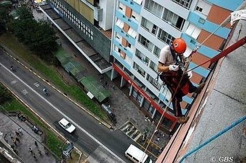 Serviços de Pintura Predial em Sp no Jardim São Caetano - Serviço de Pintura Predial em Sp