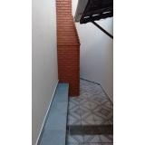 contratar impermeabilização de paredes no Jardim Oratório