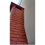 impermeabilização de paredes no Parque do Pedroso