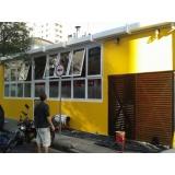 onde encontrar pintor de fachada comercial no Jardim Santo Alberto