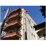 pintura de fachada de edifício preço no Centro