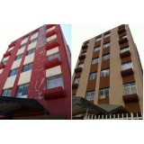 pintura de fachada de prédio preço Tamanduateí 1