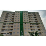 pintura de fachada de prédios na Vila Paulina