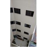pintura em edifícios de condomínios na Vila Fláquer