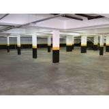pintura exteriores para edifícios preço Condomínio Maracanã