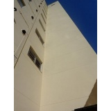 pintura em prédio