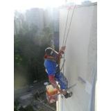 prestação de serviços de pinturas prediais no Parque Miami