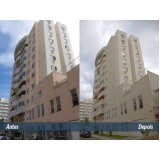 quanto custa pintura de fachada de edifício na Vila Pires