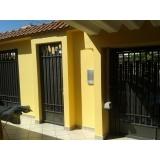 serviço de pintura de fachada de casas preço em Utinga