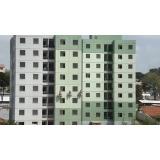 serviço de pintura em prédio na Vila Assis Brasil