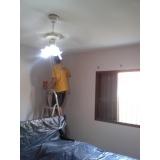 serviço de pintura em residência em sp na Vila Santa Tereza