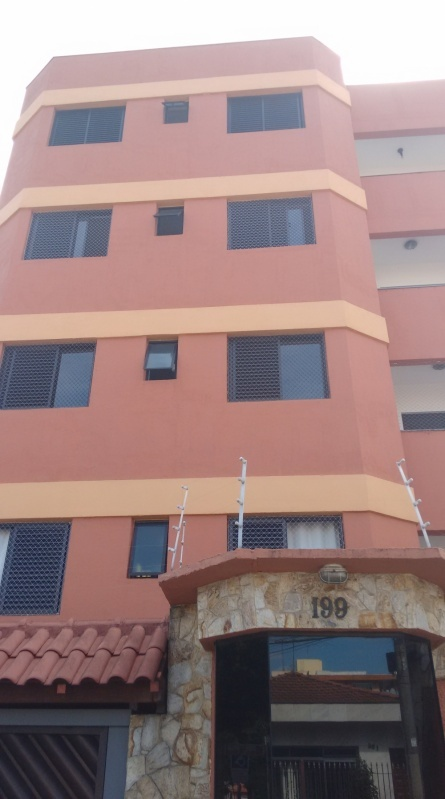 Empresa de Pintura em Edifícios Residenciais no Jardim Santo Antônio de Pádua - Pintura Rápida em Edifícios