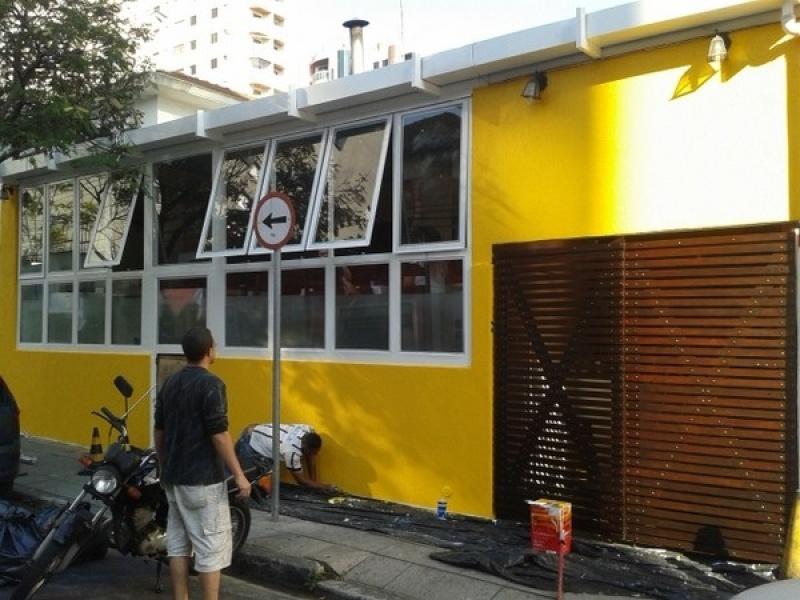 Onde Encontrar Pintor de Fachada Comercial no Jardim Magali - Serviço de Pintura Comercial