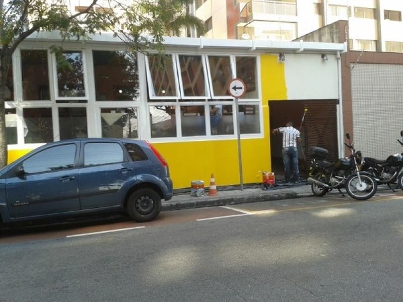 Onde Encontrar Pintor para Comércios na Vila Assis Brasil - Serviço de Pintura Comercial
