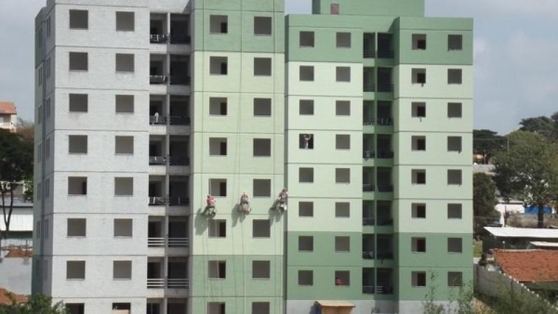 Onde Encontrar Pintura de Fachada de Edifício na Santa Terezinha - Pintura de Prédio em São Paulo