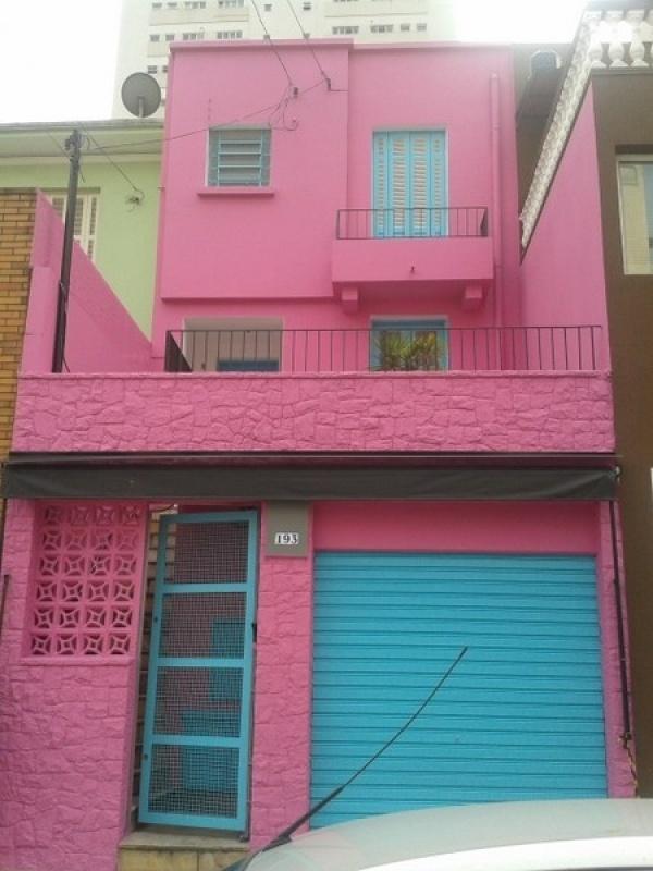 Pintor para Comércios Preço no Jardim Ana Maria - Pintura para Fachada Comercial