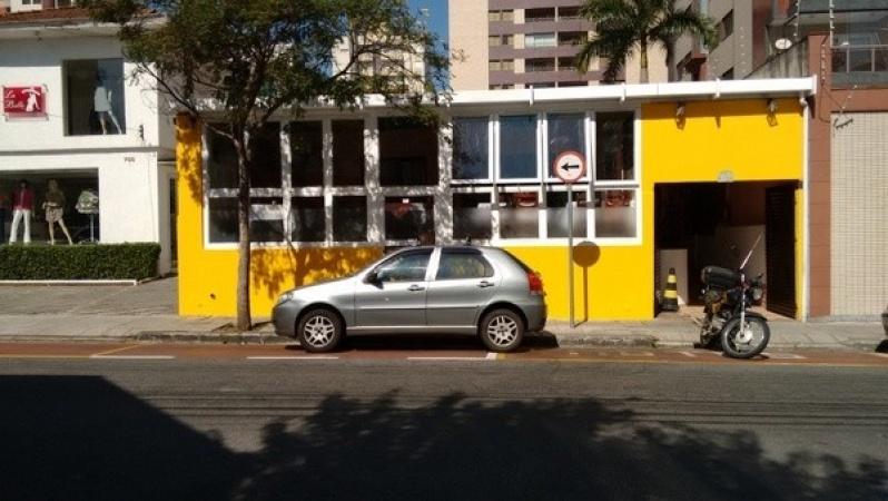 Pintores de Fachada Comerciais em São Caetano do Sul - Serviço de Pintura Comercial