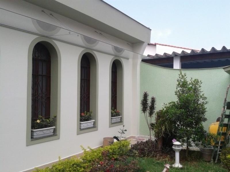 Pintura de Fachada de Casas Preço na Vila Lucinda - Pintura Externa de Casas