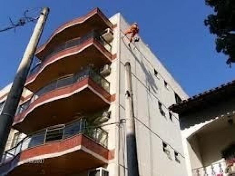 Pintura de Fachada de Edifício Preço na Vila Alba - Pinturas em Prédios