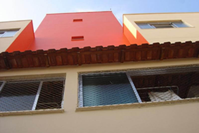Pintura de Fachada de Prédio Comercial Preço na Guapituba - Pintura na Parede de Edifício