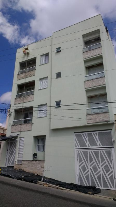 Pintura de Fachada de Prédios Preço na Vila Glória - Pintura Exteriores para Edifícios