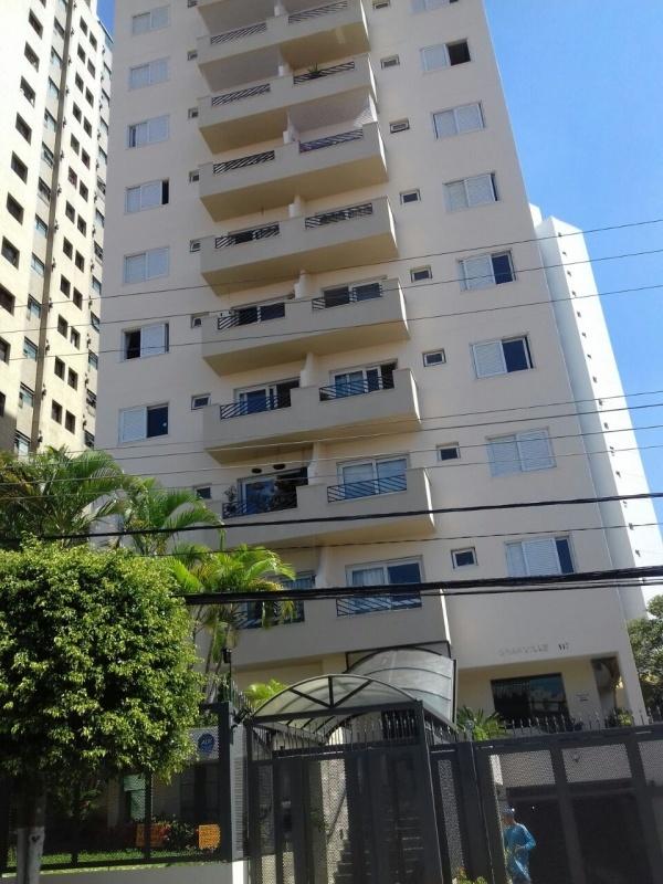 Pinturas de Fachadas de Condomínios Parque Anchieta - Pintura na Parede de Edifício
