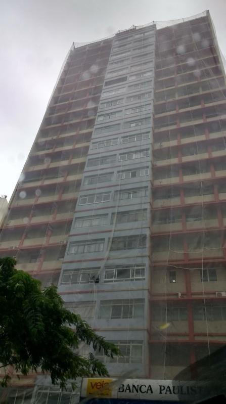 Pinturas em Fachadas de Prédios Alves Dias - Pintura na Parede de Edifício