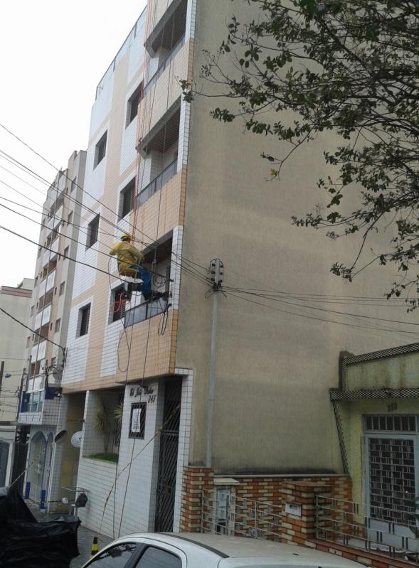 Quanto Custa Pintura na Parede de Prédio no Jardim Santa Cristina - Pintura na Parede de Prédio