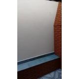 contratar impermeabilização de parede preço no Jardim Alvorada