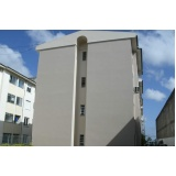 empresa de pintura de fachada de prédio comercial na Canhema