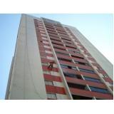 empresa de pintura para fachada de edifícios residenciais no Parque do Carmo
