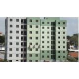 pintor de prédio na Vila Assunção