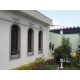 pintura de fachada de casas preço na Canhema