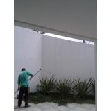 pintura de fachada de casas na Anchieta