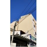 pintura de fachada de condomínio na República