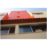 pintura de fachada de prédio comercial preço na Vila Camilópolis
