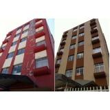 pintura de fachada de prédio preço na Independência