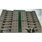 pintura de fachada de prédios na Feital