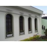 pintura de fachada residencial Tamanduateí 4