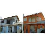 pintura de fachada terceirizada preço na Vila Alba