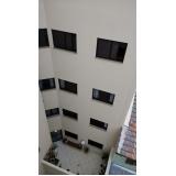 pintura em edifícios de condomínios na Feital