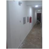 pintura na parede de prédio preço na Bairro Silveira