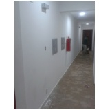 pintura na parede de prédio preço na Vila São Pedro